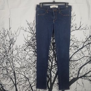 Abercrombie & Fitch   The A&F Jegging Skinny Jeans